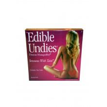 Edible Undies Female Passion Fruit