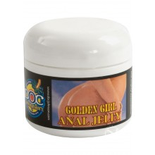 Golden Girl Anal Jelly 2oz