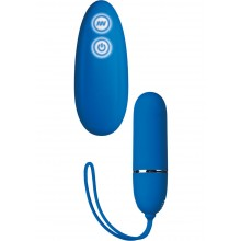 Posh 7 Function Lovers Remote Blue