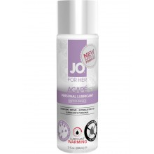 System Jo for Her AGAPÉ Lubricant Original 2 Ounce Hush USA