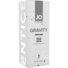 System Jo for Her Gravity Perfume With Pheromones Hush USA
