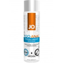 System Jo H2O Anal Water Based Lubricant 4 Ounce Hush USA