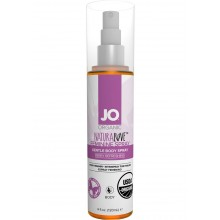 System Jo Organic Naturalove Feminine Spray Berry Refreshing 4 Ounce Hush USA