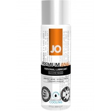 System Jo Premium Anal Cooling Silicone Lubricant 2 Ounce Hush USA