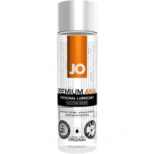 System Jo Premium Anal Silicone Lubricant 8 Ounce Hush USA