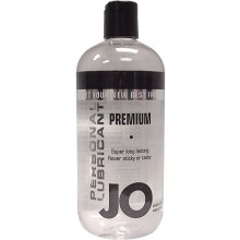 System Jo Premium Silicone Lubricant 16 Ounce Hush USA