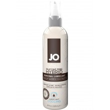 System Jo Silicone Free Hybrid Cooling Lubricant Water And Coconut Oil 4 Ounce Hush USA